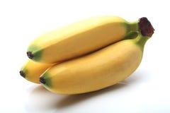 Un groupe de bananes thaïlandaises Images libres de droits