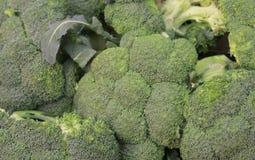 Un groupe de broccoli photographie stock