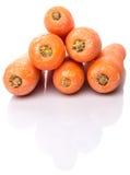 Un groupe de carotte IX Images stock