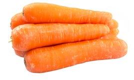 Un groupe de carotte XI Image libre de droits