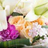Un groupe de fleur Photo stock