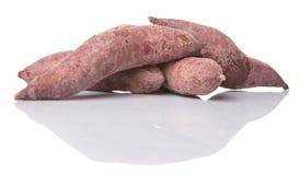 Un groupe de la patate douce japonaise VIII Image stock