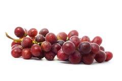 Un groupe de raisin rouge Photos libres de droits