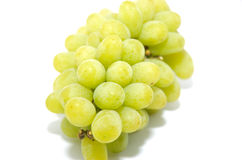Un groupe de raisins Images stock