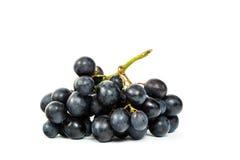 Black_grapes_01 Image libre de droits