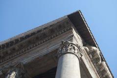 Un groupe le Panthéon Photo libre de droits