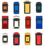 Un grupo de vehículos Fotografía de archivo