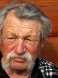 Un homme plus âgé Photographie stock