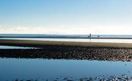 Un horizonte nostálgico en Nudgee, Australia Fotografía de archivo libre de regalías