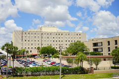 Un hospital en Tampa imagenes de archivo