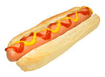 Un hot-dog Image stock
