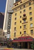 Un hotel San Carlos Shot, Phoenix, Arizona Immagine Stock Libera da Diritti