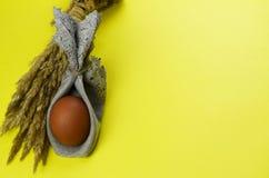 Un huevo de Pascua Foto de archivo