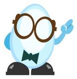 Un huevo es un muchacho Fotos de archivo libres de regalías
