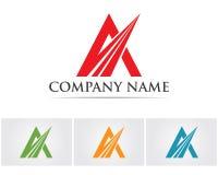 Un'icona di Logo Business Template Vector della lettera Immagine Stock Libera da Diritti