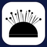 Un icono para las mercancías hechas a mano Fotos de archivo libres de regalías