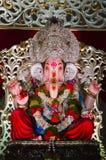 Un idole de Lord Ganesha, festival de Ganapati, Pune, maharashtra photos libres de droits