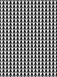Un'illustrazione digitale delle frecce come illusione ottica per fondo o la carta da parati Immagine Stock Libera da Diritti
