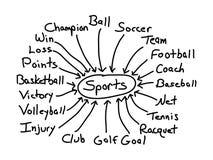Sport Immagine Stock Libera da Diritti