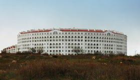 Un'immagine di nuovo alloggio residenziale Fotografia Stock