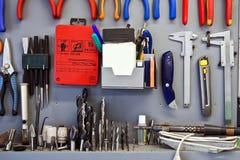 Un insieme degli strumenti Immagine Stock