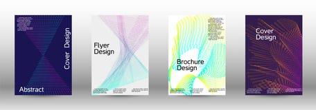 Insieme delle coperture dei modelli per l 39 aletta di for Immagini astratte moderne
