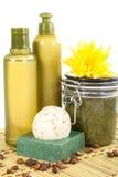 Cosmetici naturali. Fotografia Stock Libera da Diritti