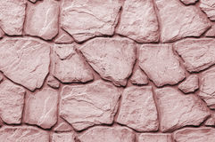 Un insieme delle strutture di pietra dei colori differenti Struttura colorata del fondo delle pietre Immagini Stock