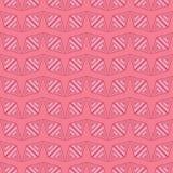 Un insieme di 16 ambiti di provenienza senza cuciture con le forme geometriche decorative Fotografia Stock Libera da Diritti