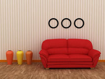 Interior design Immagini Stock