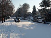 Un inverno di 2013 Fotografia Stock Libera da Diritti