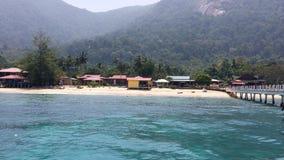 un'isola Immagine Stock