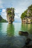Isola di James Bond Fotografie Stock Libere da Diritti