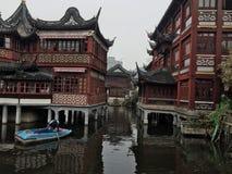 Un jardín en Shangai Foto de archivo