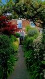 Un jardín irlandés Imagenes de archivo