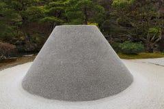 Templo de Ginkakuji - Kyoto, Japón Imagen de archivo