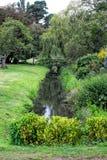 Un jardin anglais Photographie stock libre de droits
