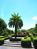 Un jardin formel Images stock