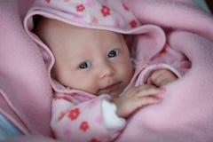 Un jeune bébé Photographie stock