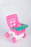 Un jouet de poussette de bébé image stock