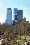 Un jour dans Central Park image libre de droits