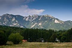 Un jour dans les montagnes Photographie stock libre de droits