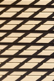 Un juego de sombras Foto de archivo