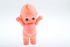 Un juguete de la muñeca Fotografía de archivo libre de regalías