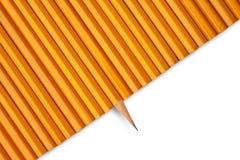 Un lápiz agudo Fotografía de archivo libre de regalías