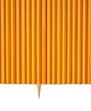Un lápiz agudo Imagenes de archivo