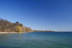Un lago pacifico Immagine Stock Libera da Diritti