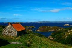 Un Landcape scenico Fotografie Stock