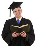 Un laureato immagine stock