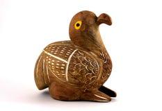 Un legno dell'uccello Fotografia Stock